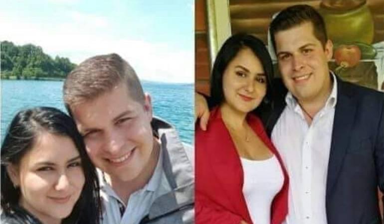 Desaparecidos: 10 días desaparecidos completan quindiana con su esposo suizo