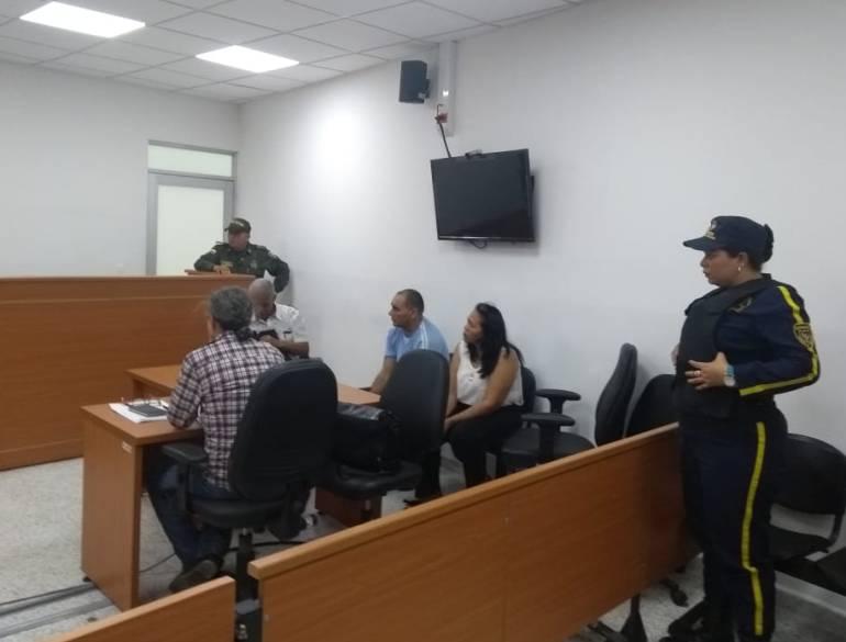 Suspenden audiencia a presuntos terroristas contra CAI en Barranquilla