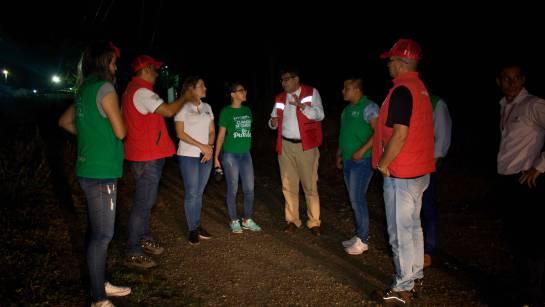 GIRÓN ÁREA METROPOLITANA DE BUCARAMANGA BUSCAN FUENTES DE OLORES: Establecerán pico y placa para hallar focos de olores ofensivos