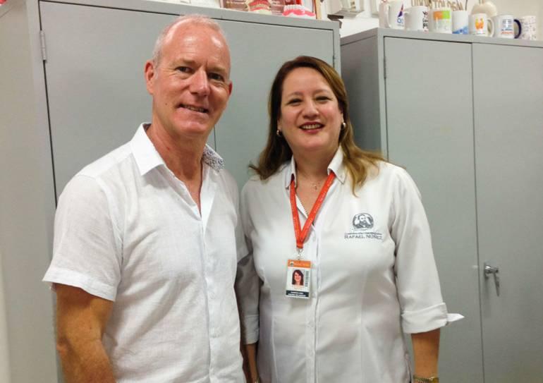 CURN de Cartagena es líder en el Caribe en tratamiento láser en odontología: CURN de Cartagena es líder en el Caribe en tratamiento láser en odontología