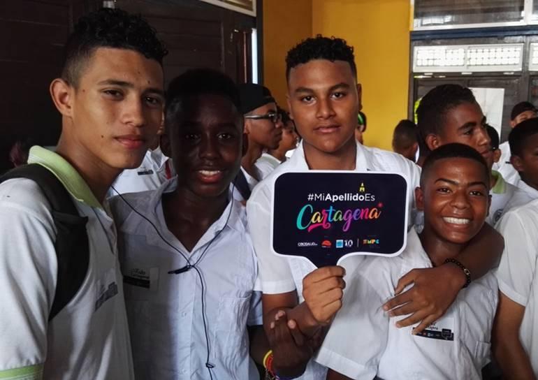 """La SMPC lanza los reconocimientos """"Mi Apellido es Cartagena"""": La SMPC lanza los reconocimientos """"Mi Apellido es Cartagena"""""""