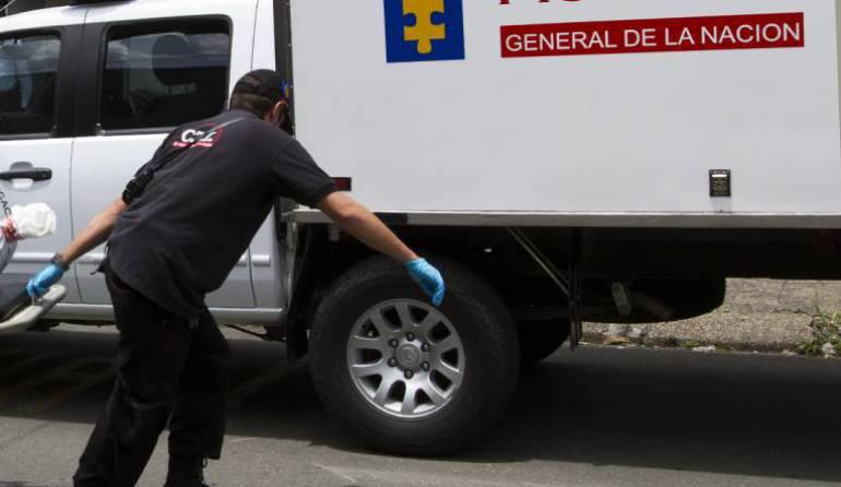Accidente de tránsito en la Romelia - El Pollo deja dos víctimas fatales