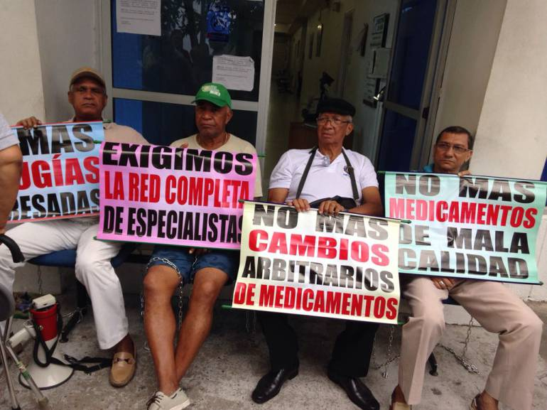 Magisterio de Bolívar pide acciones ante deficiencias en atención en salud: Magisterio de Bolívar pide acciones ante deficiencias en atención en salud