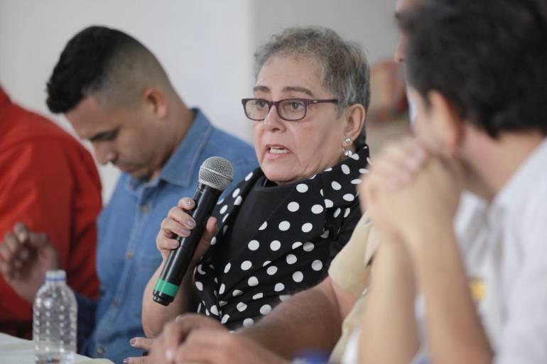 Consejo de seguridad por amenazas a líderes sociales en Bolívar: Consejo de seguridad por amenazas a líderes sociales en Bolívar