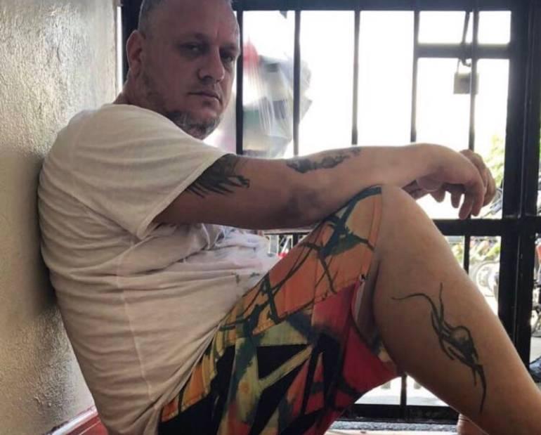 En Cartagena, un griego pide asilo por supuesta persecución en Venezuela: En Cartagena, un griego pide asilo por supuesta persecución en Venezuela