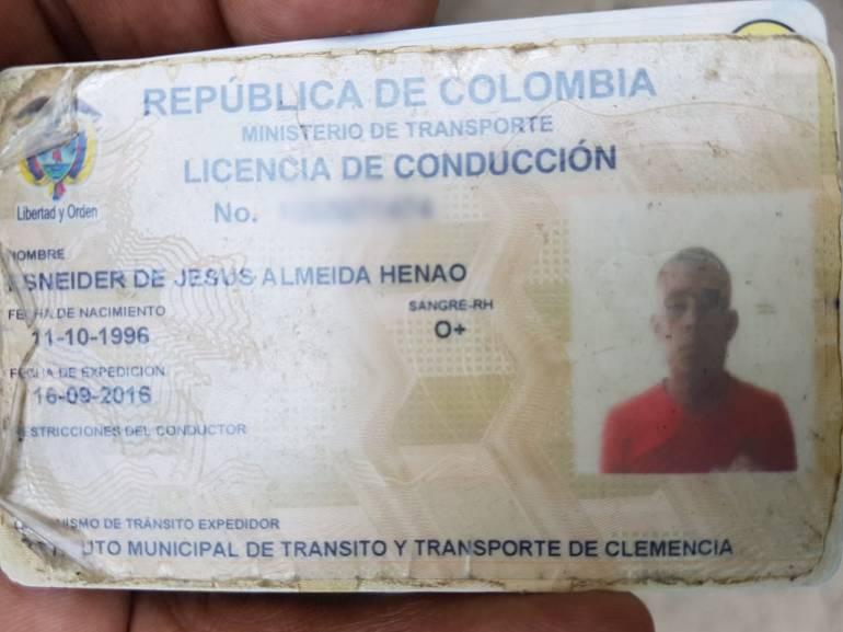 Capturado conductor por agredir a agente de tránsito en Cartagena: Capturado conductor por agredir a agente de tránsito en Cartagena