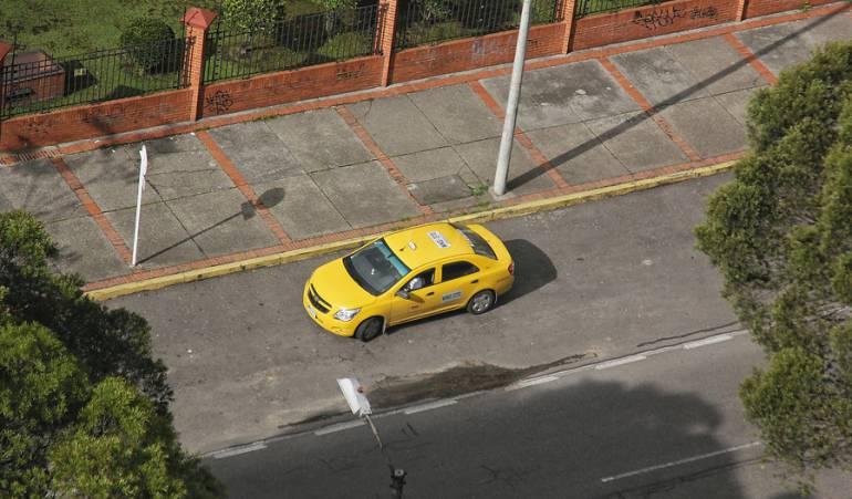 Inseguridad: Pasajero le disparó a un taxista en Ibagué