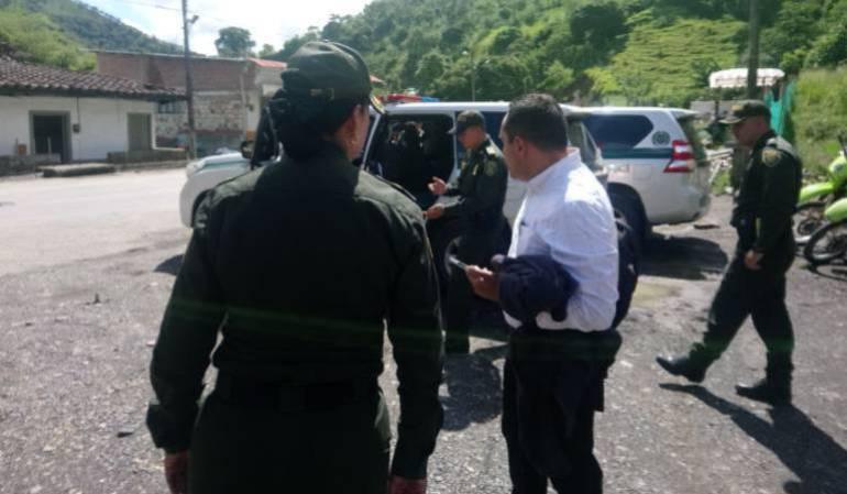 Fiscalía retira cargos contra el ex secretario de gobierno de Risaralda
