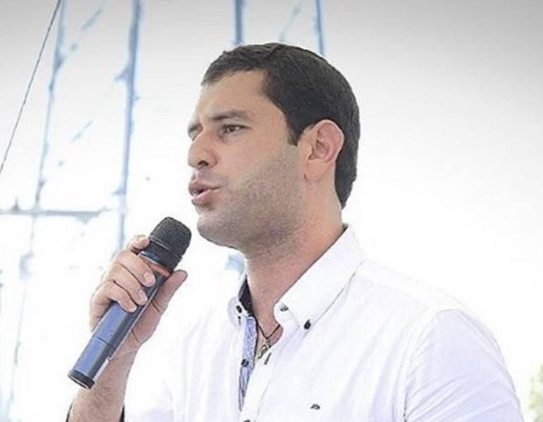 Luis Miguel Cotes, exgobernador de Magdalena.