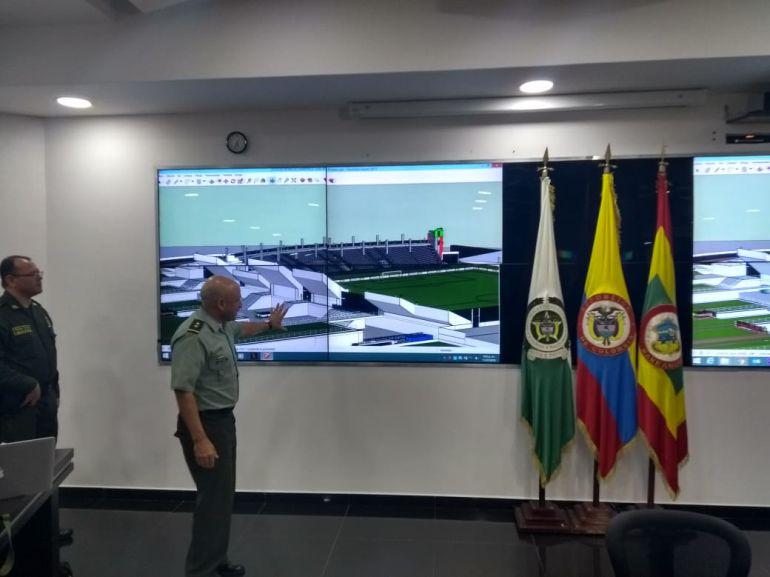 4 mil policías garantizarán la seguridad en los Juegos Centroamericanos: 4 mil policías garantizarán la seguridad en los Juegos Centroamericanos