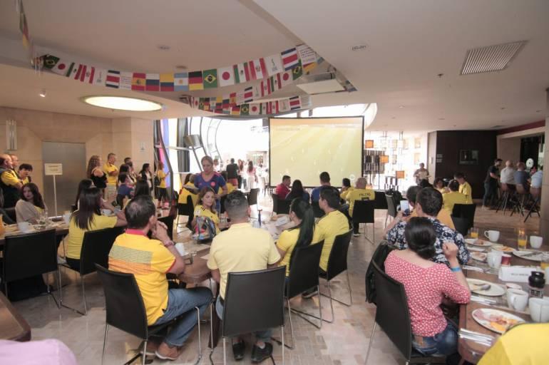 Restaurantes de Cali con pérdidas en el mundial de Rusia: Restaurantes de Cali se preparan para la final del Mundial de Fútbol