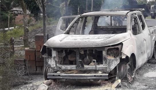 Atentados terroristas: Estructura de 'Guacho' habría asesinado a funcionarios del CTI en Nariño