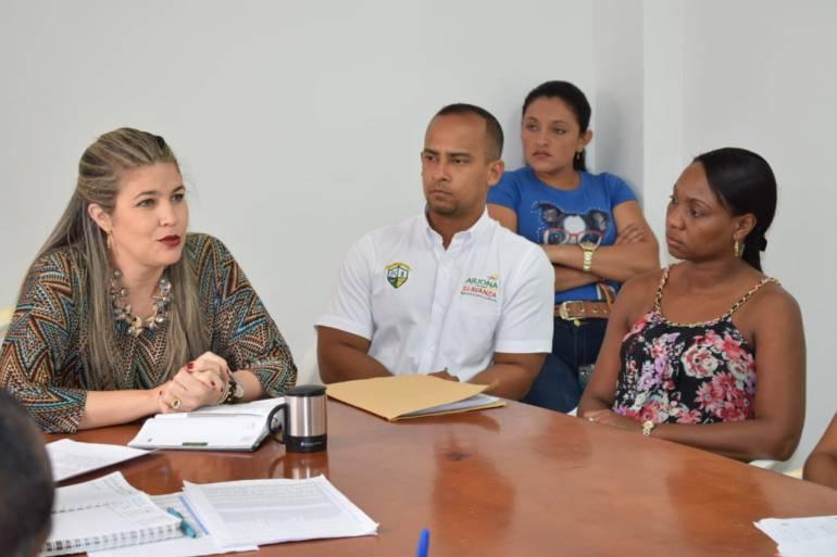Se realizó la segunda Mesa Temática de Salud y Educación en Arjona: Se realizó la segunda Mesa Temática de Salud y Educación en Arjona
