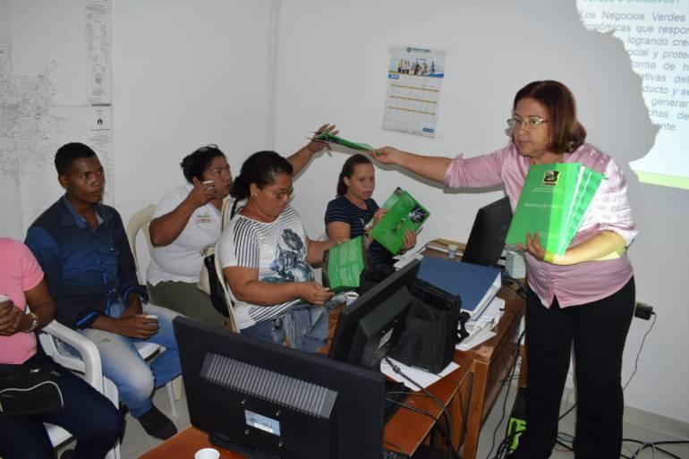 En Arjona se busca implementar los negocios verdes inclusivos: En Arjona se busca implementar los negocios verdes inclusivos