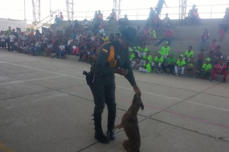 Comando situacional de la Policía en Santa Rosa, Bolívar: Comando situacional de la Policía en Santa Rosa, Bolívar