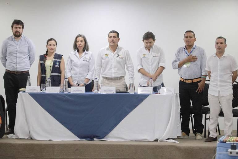 Consolidan Plan de Atención Territorial (PAT) en el departamento de Bolívar: Consolidan Plan de Atención Territorial (PAT) en el departamento de Bolívar