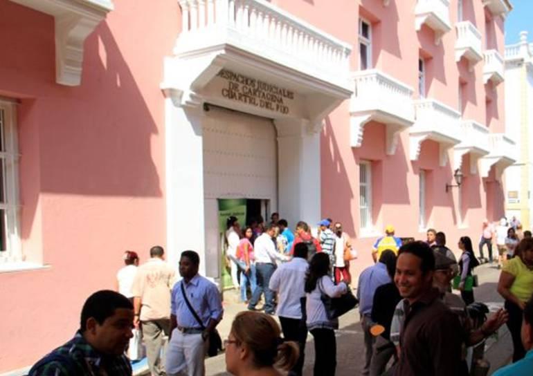 Con acto académico, abogados de Cartagena celebran su día: Con acto académico, abogados de Cartagena celebran su día