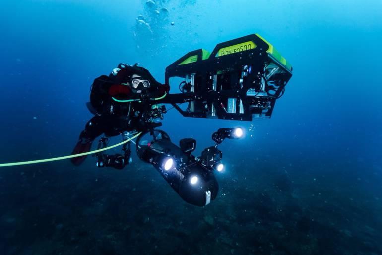 Ecopetrol prueba el Caribe su primer vehículo submarino no tripulado: Ecopetrol prueba el Caribe su primer vehículo submarino no tripulado