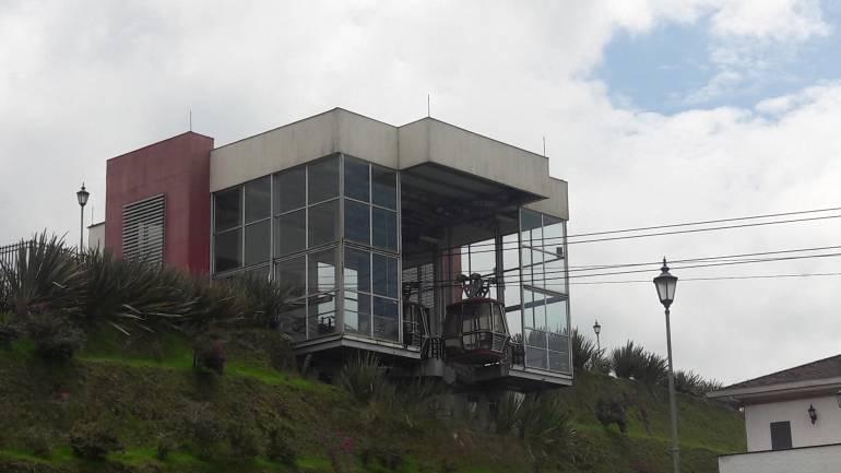 Cable aéreo a Yarumos: Por falta de plata no han cumplido orden de desmontar el cable a Yarumos