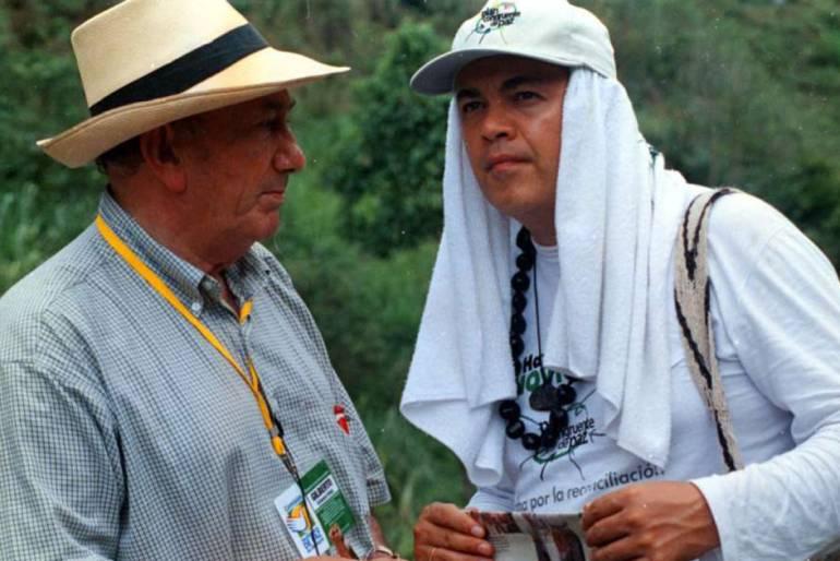 Víctima, victimario, Farc, Antioquia: Víctima y victimario de las Farc caminarán juntos en Antioquia