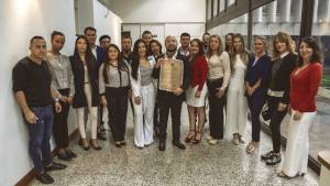 El empresario Andrés Franco fue condecorado por la Asamblea Departamental