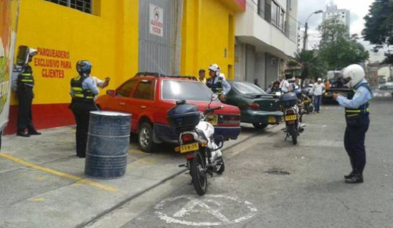 Cancelan 43 licencias a conductores ilegales de Pereira
