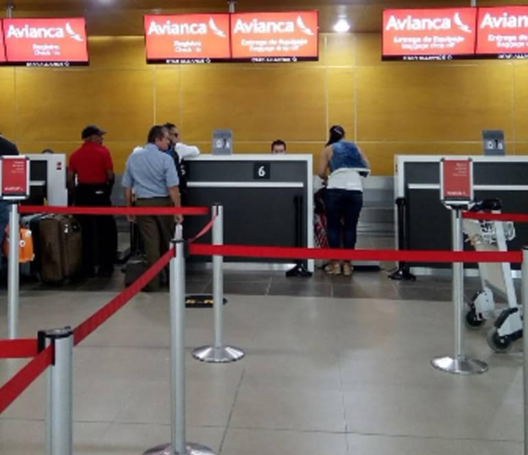Aeropuerto de Santa Marta. /FOTO GOOGLE MAPS