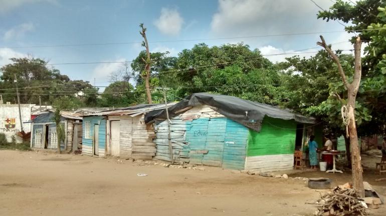 Barrio 7 de Abril en Barranquilla