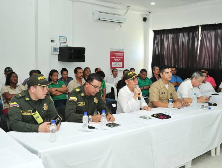 Alcaldía de Cartagena anuncia soluciones integrales en barrio Villa Rosita: Alcaldía de Cartagena anuncia soluciones integrales en barrio Villa Rosita