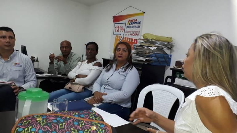 Campaña para mejorar servicio de las droguerías de Cartagena: Campaña para mejorar servicio de las droguerías de Cartagena
