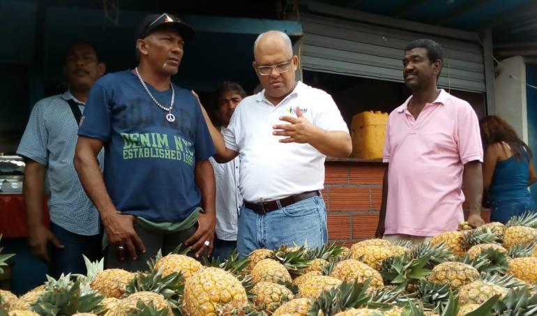 Personero de Cartagena pide agilizar apertura de mercado de Santa Rita