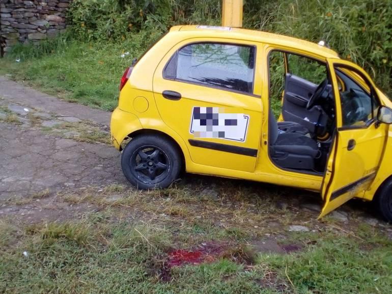 robo, taxis, medellin, aumtó, gremio, delitos: Aumentó el robo de taxis para cometer delitos en Medellín