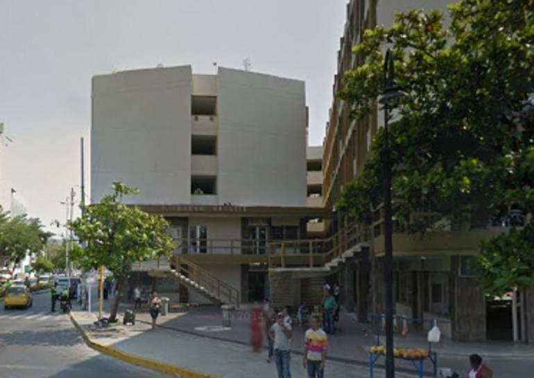 Edificio Galaxia en Santa Marta. /FOTO GOOGLE MAPS