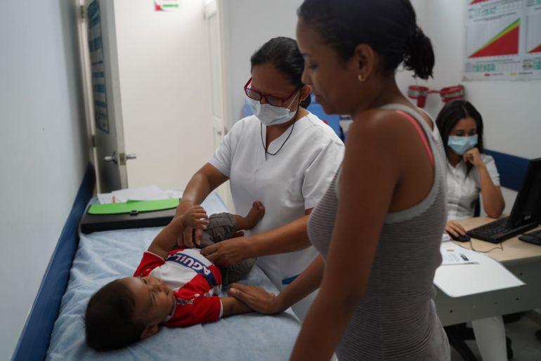 Meta de vacunación este sábado de 7 mil personas en Barranquilla: Mi Red: Meta de vacunación este sábado de 7 mil personas en Barranquilla: MiRed