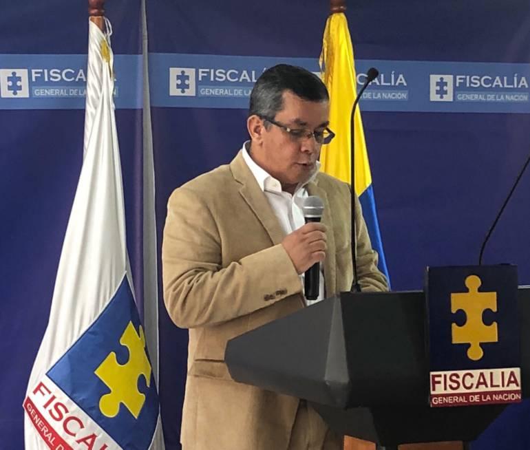 FISCALÍA,RENUNCIA: Renunció director seccional de la fiscalía en Santander