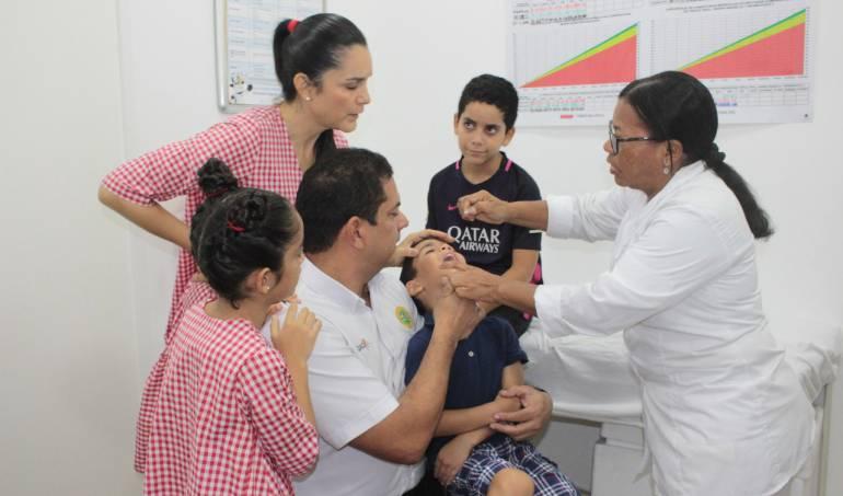 Cartagena, a 'ponerse al día' con la vacunación