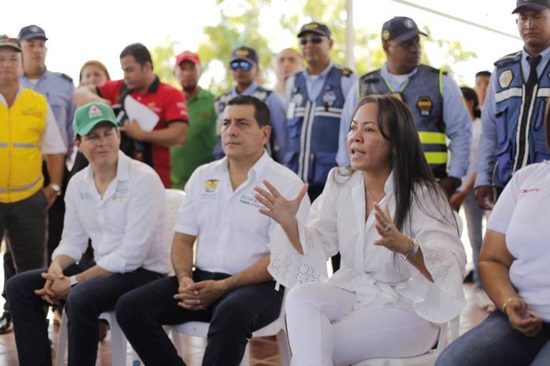 Alcaldesa Yolanda Wong despachará este domingo desde Huellas Alberto Uribe: Alcaldesa Yolanda Wong despachará este domingo desde Huellas Alberto Uribe