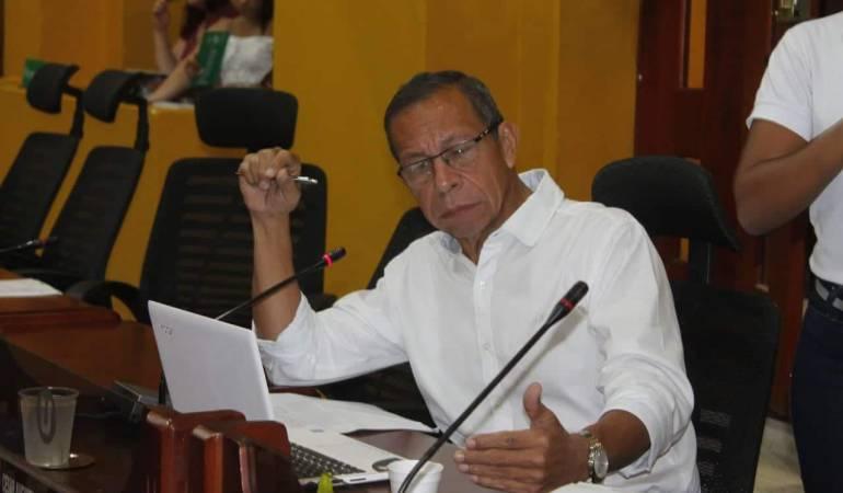 Manga y Pie de la Popa lanzaron SOS en el Concejo de Cartagena