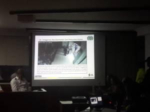 Videos de los comerciantes de la carrera 14 fueron determinantes para seguir el asesino