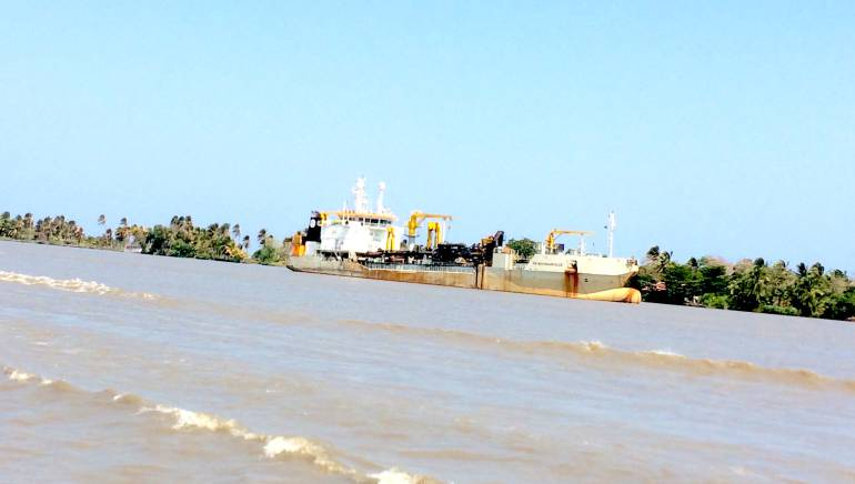 DNP entrega nuevo 'salvavidas' para la APP del río Magdalena