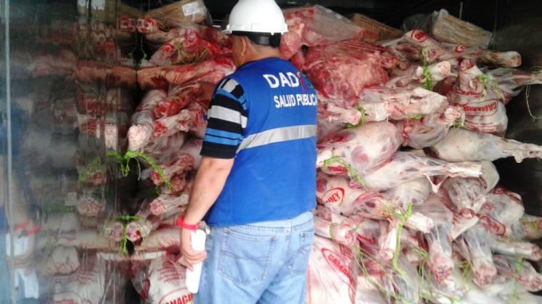 Carnicerías de Cartagena deben cumplir requisitos sanitarios a septiembre: Carnicerías de Cartagena deben cumplir requisitos sanitarios a septiembre