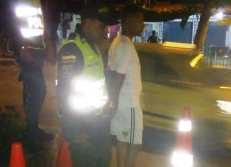 A la cárcel hombre que asesinó a su suegra en Cartagena: A la cárcel hombre que asesinó a su suegra en Cartagena