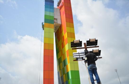 """Atractivo turístico en Barranquilla: """"Ventana al Mundo"""": homenaje al progreso de Barranquilla"""