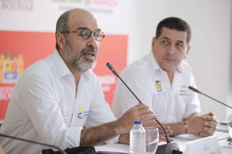 Minvivienda apoya a Bolívar en reubicación de familias de Tacamocho: Minvivienda apoya a Bolívar en reubicación de familias de Tacamocho