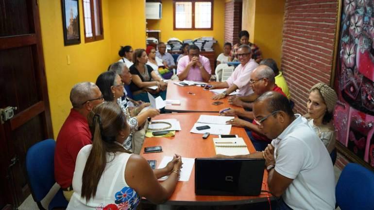 13 habilitados para elegir al Nuevo Contralor de Cartagena: 13 habilitados para elegir al Nuevo Contralor de Cartagena
