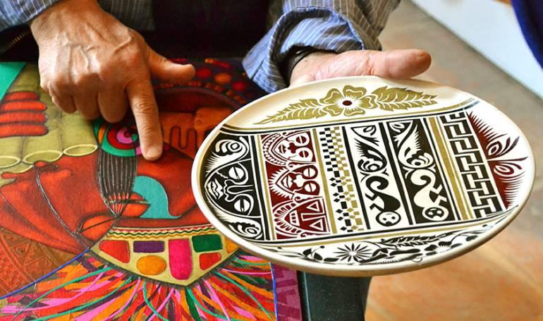 Artesanías Colombianas: Pasto tendrá escuela taller del Barniz