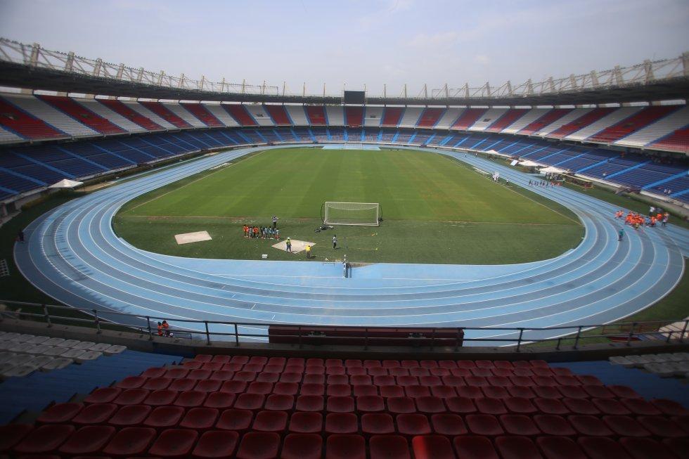 Estadio Metropolitano Roberto Martínez