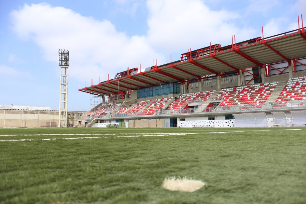 Estadio Moderno Julio Torres