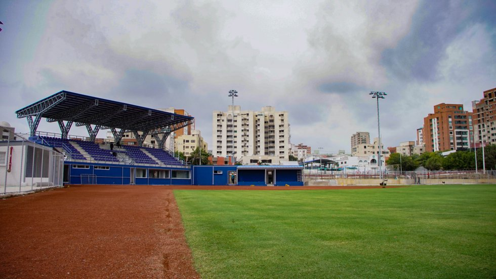 Estadio de Softbol