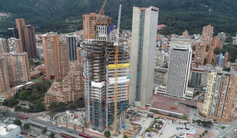 Atrio, el edificio que quiere ser el más alto de todo el país